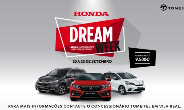 Honda Dream Week - Setembro