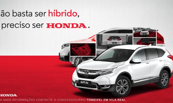 Campanha Honda CR-V